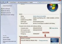 product key windows 7 professional 64 bit build 7601