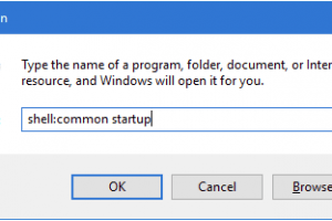 windows 10 startup command