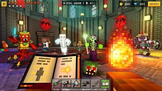 Download Pixel Gun D For PC Windows Mac ITechgyan - Minecraft kostenlos spielen ohne download 3d