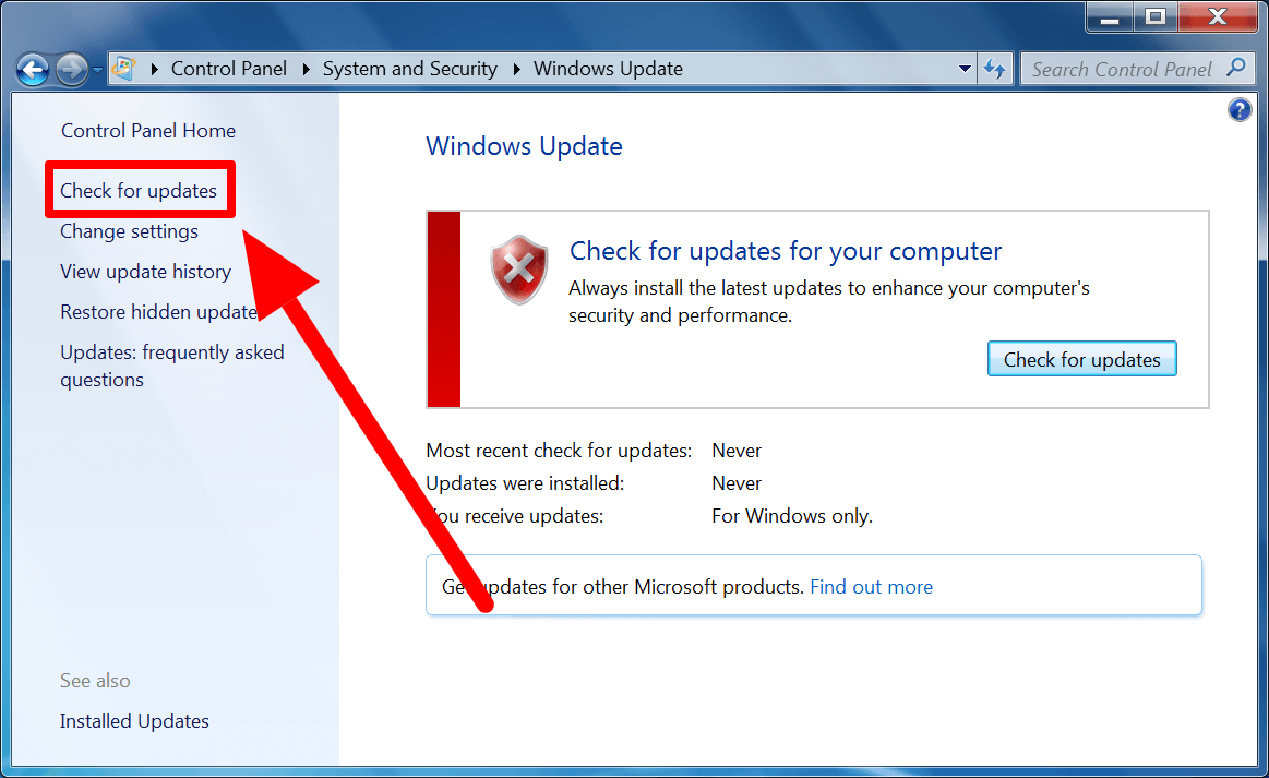updates windows 7 product key