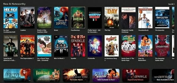 free movie streaming website