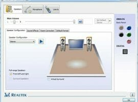 realtek audio driver windows 10