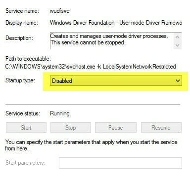 svchost.exe network usage