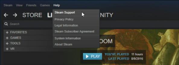 steam refund policy