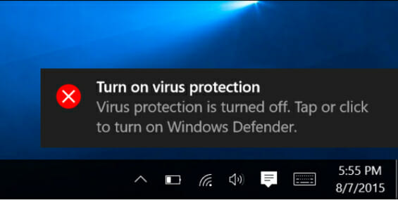 realtime virus protection