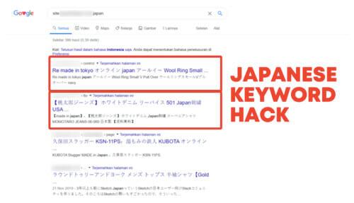 Japanese-Keyword-Hack